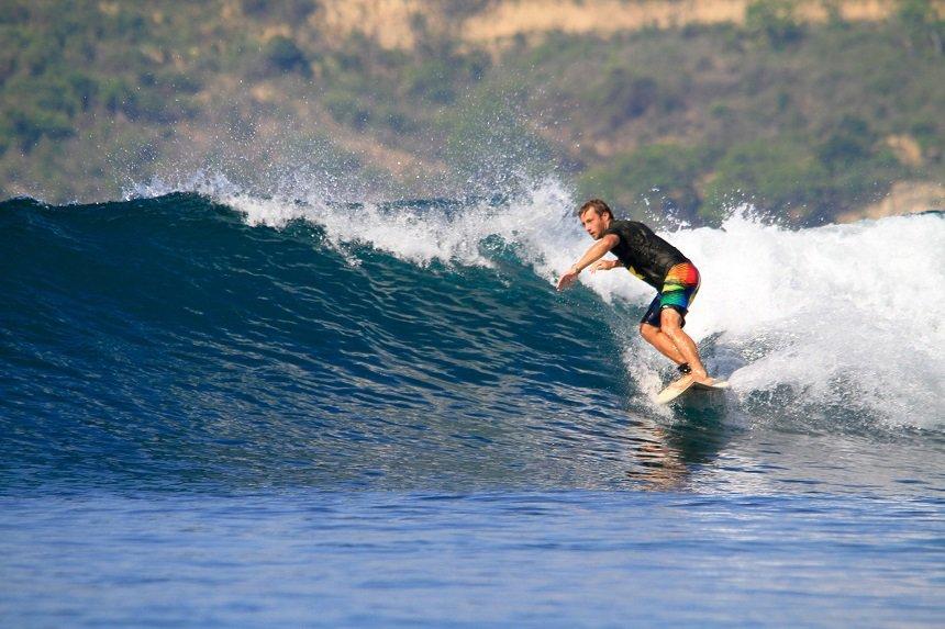 Gerupuk, Lombok