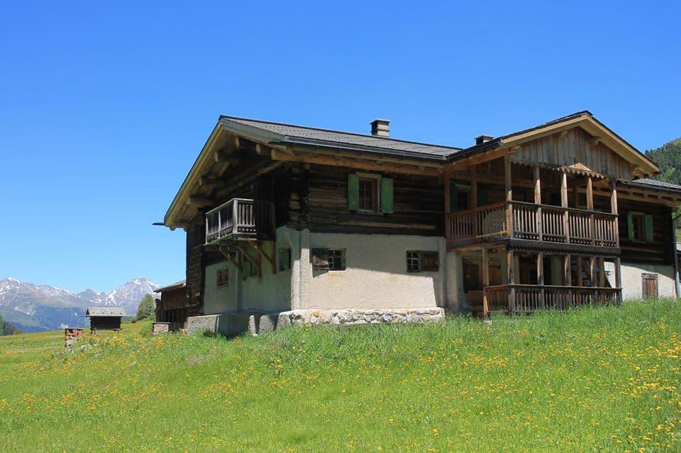 Old house, Walser Village