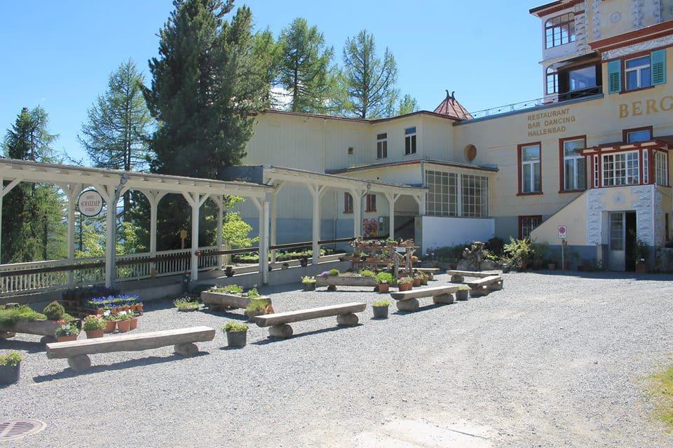 Schatzalp; Botanic Garden