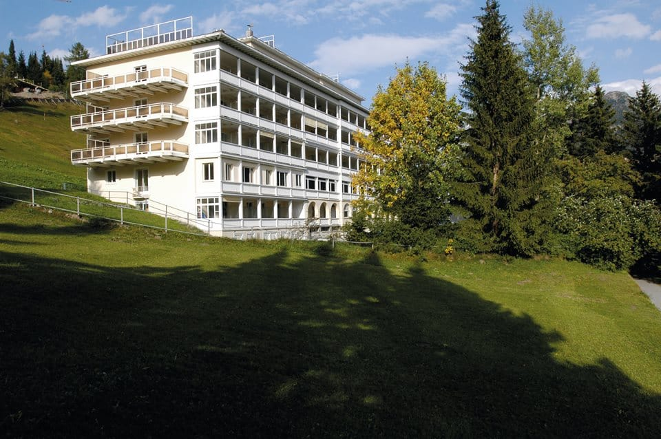 Youth Palace Davos