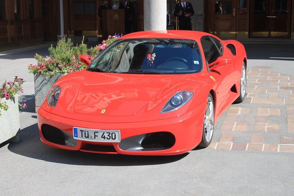 Ferrari St. Moritz