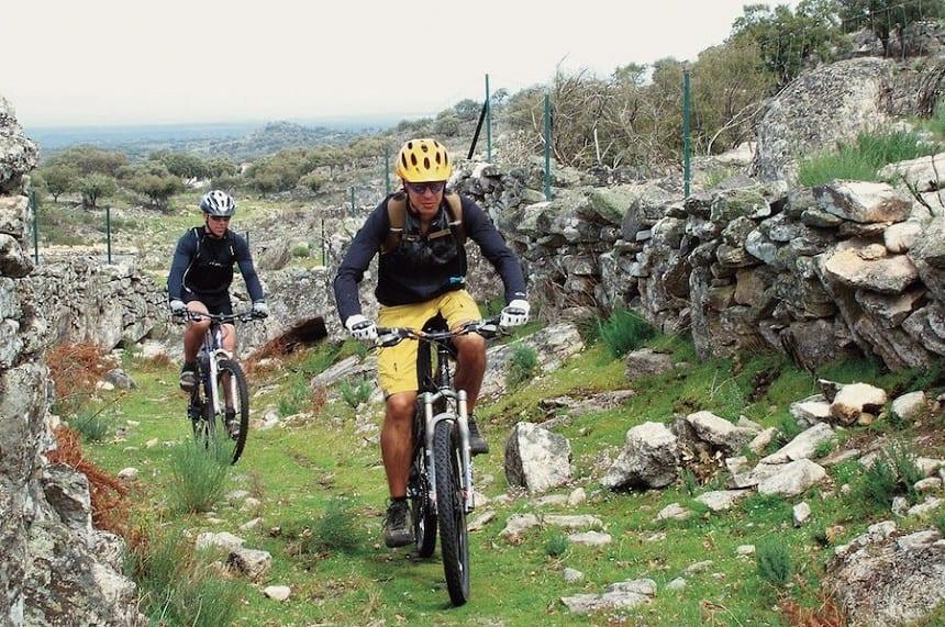 Alentejo mountainbiken