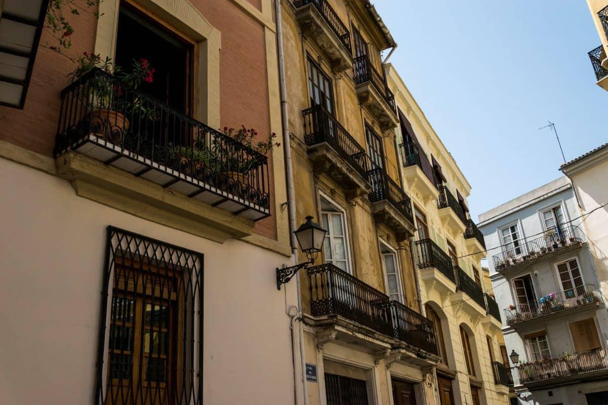 Valencia mooie architectuur