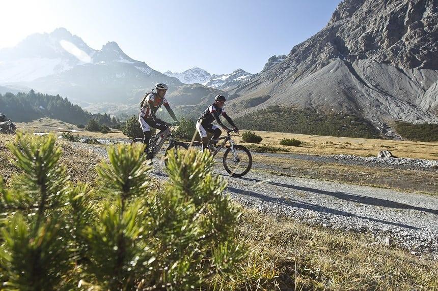 MTB paradijs Graubünden