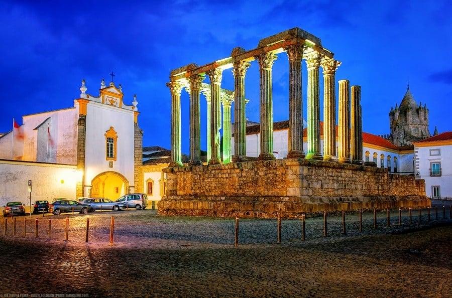 Portugal Évora Alentejo