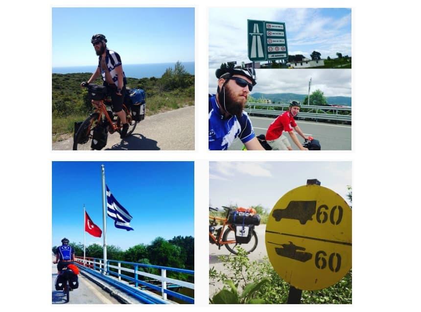 Reisverslag fietsreis naar Indonesie