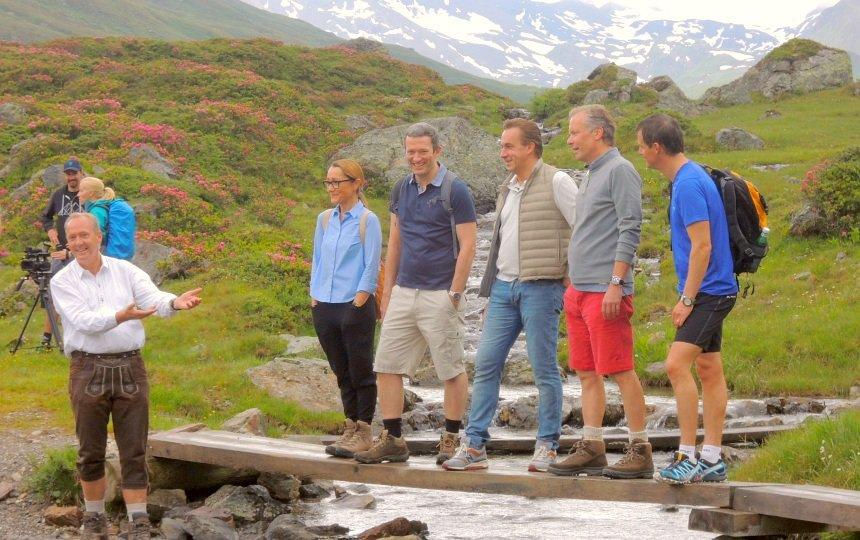De vijf top-koks die hun gerechten bereiden in de berghutten van de Culinaire Jacobsweg.