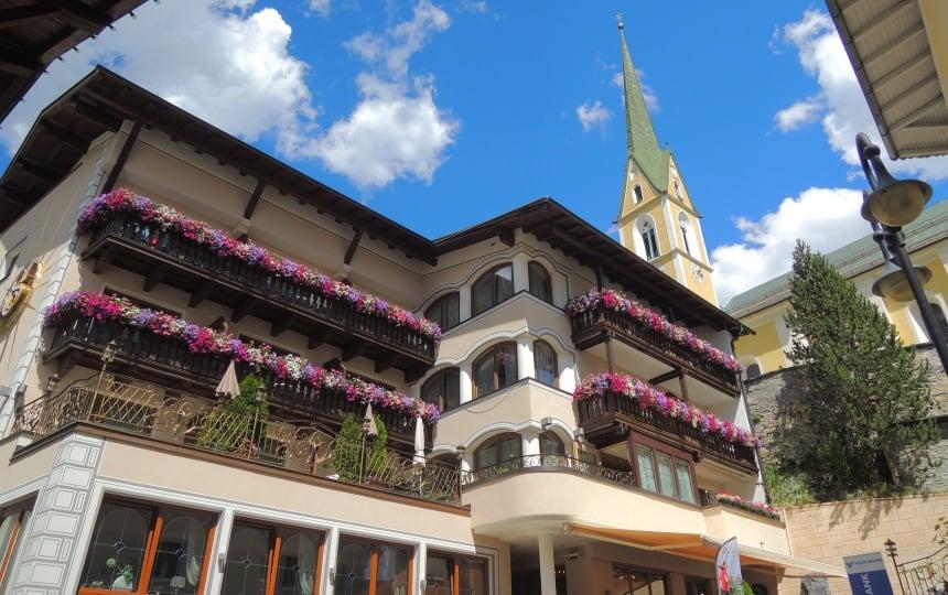 Goede hotels, die in de zomer heel betaalbaar zijn.