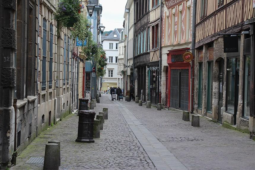 binnenstad Rouen