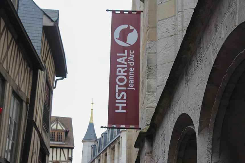 museum Jeanne d'Arc