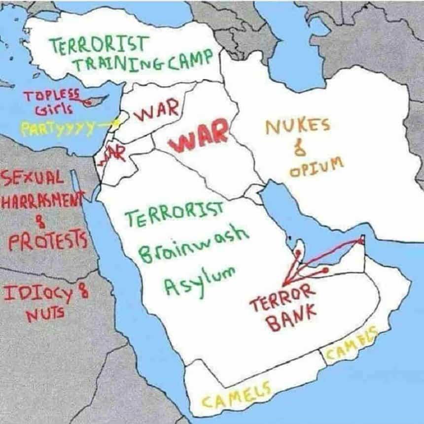 Alle dagen Libanon