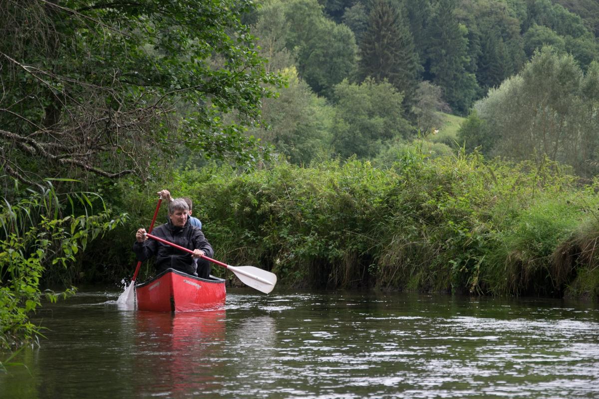 Kano in de Swäbische Alb