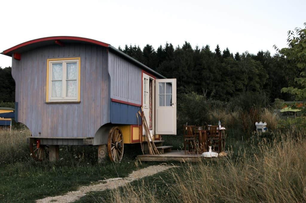 camping landgoed Hopfenburg