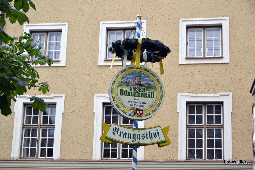 Berchtesgadener Land: Bürgerbrau brouwerij
