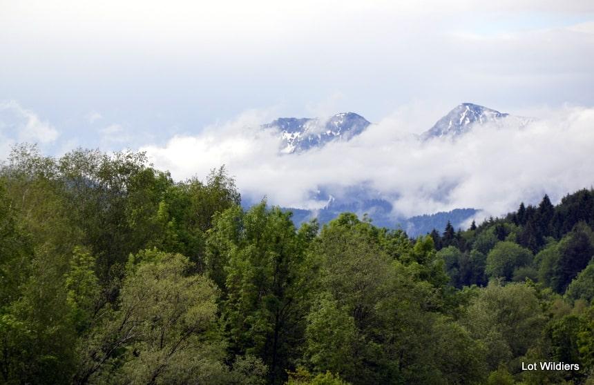 Gelegen dicht bij de Alpen, is Bad Tölz een wandelparadijs.