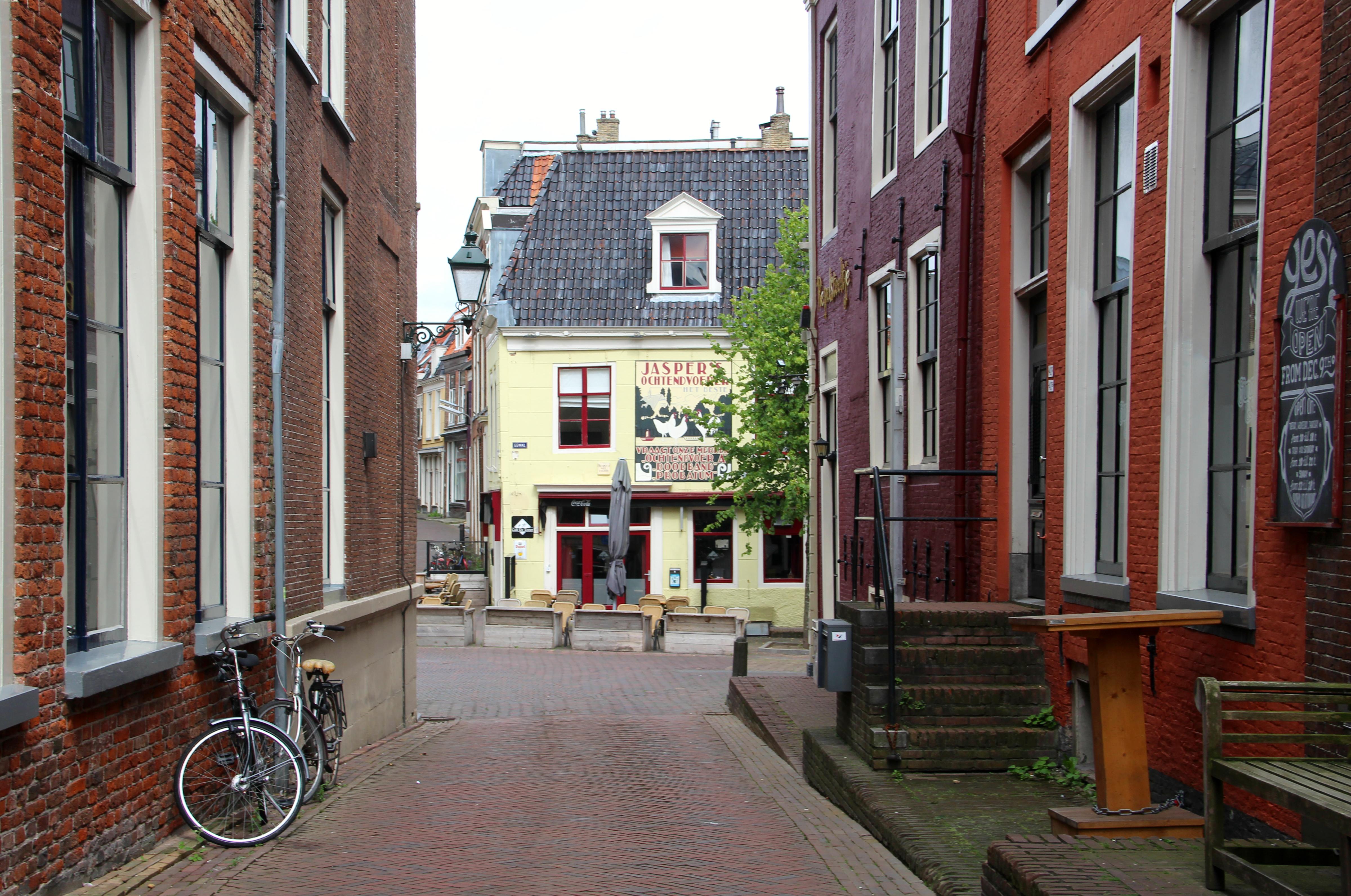 Weekendje weg in Friesland: cultuurhoofdstad Leeuwarden