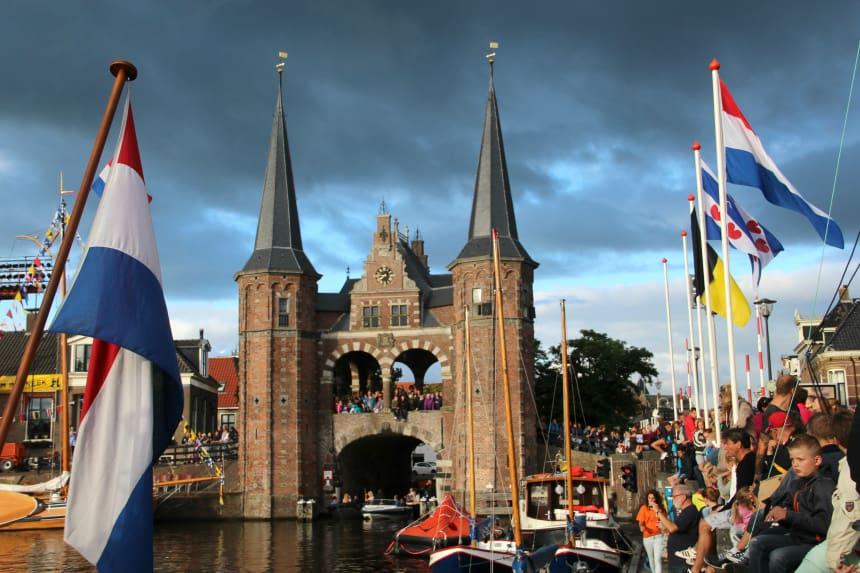Weekendje weg in Friesland: bezoek de opening van de Sneekweek