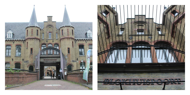 De Blokhuispoort in Leeuwarden