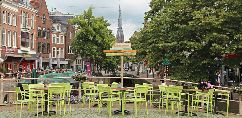 Leeuwarden, de cultuurhoofdstad van Friesland