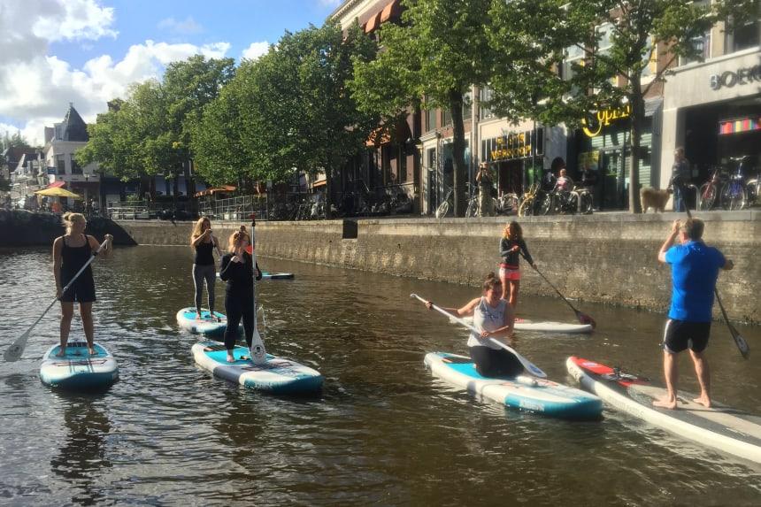 Weekendje weg in Friesland: suppen in de grachten van Leeuwarden
