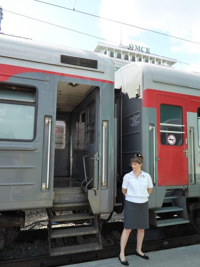 Provodnista in Omsk