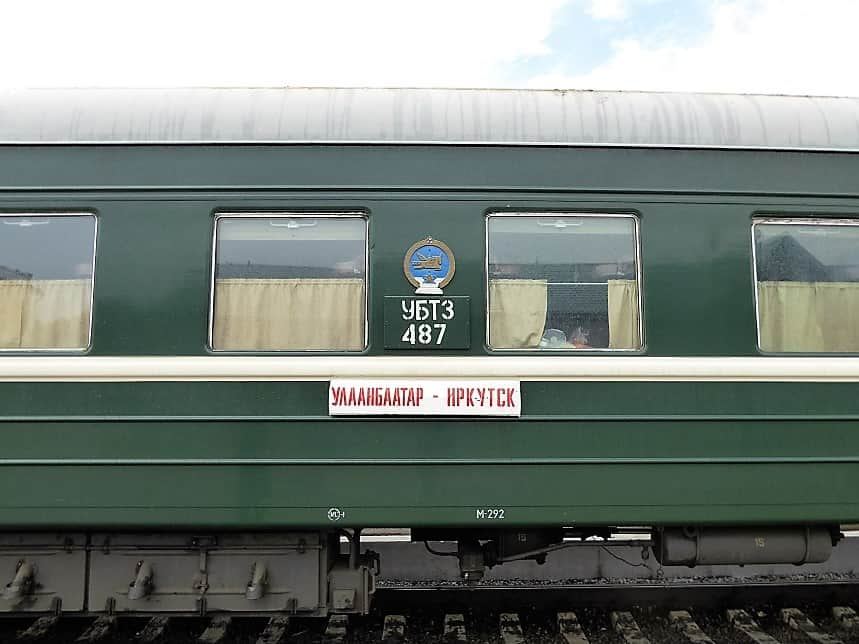 De Mongoolse trein
