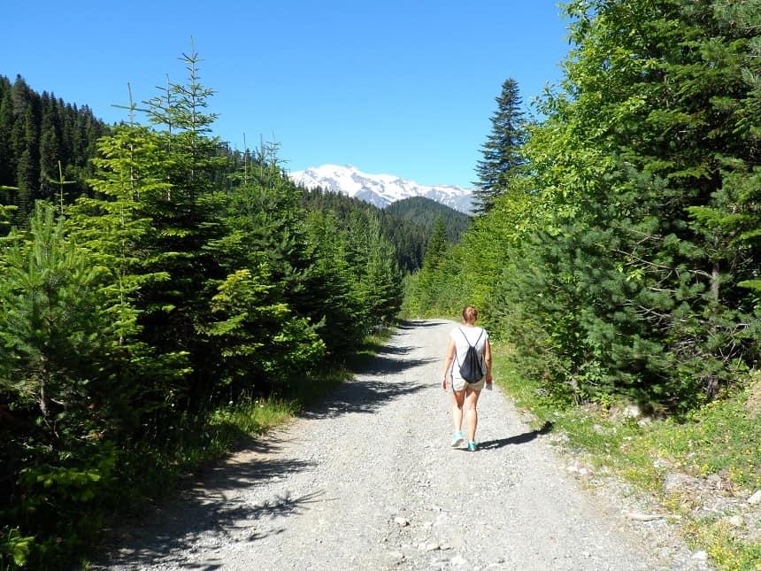 Wandelen in ongerept Svaneti