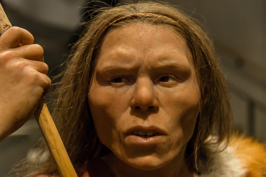 De Koelberg vrouw in Moesgaard