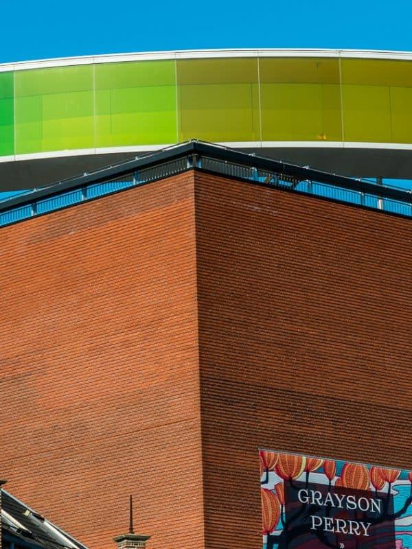 Regenboog Panorama op ARoS Art Museum