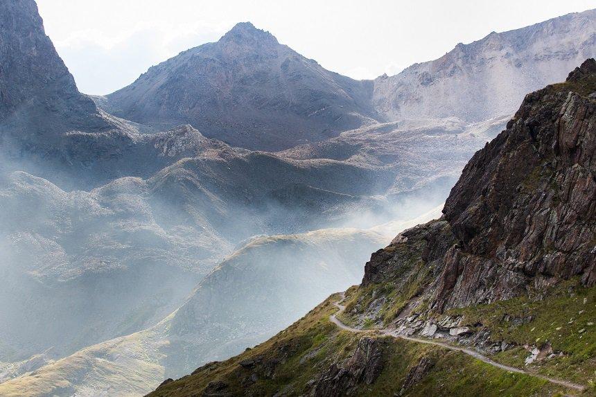 Biketrail Suvretta Loop in Engadin St. Moritz. Copyright Graubünden Ferien