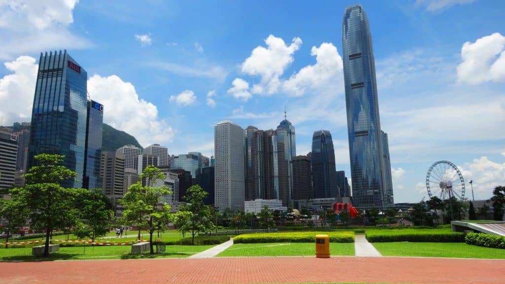 IFC Hongkong