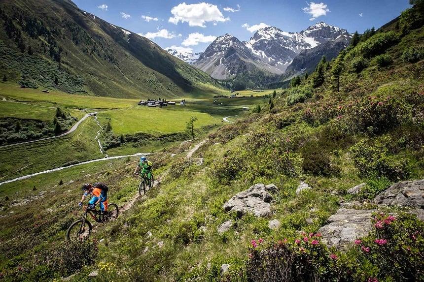 Davos - copyright Graubünden Ferien