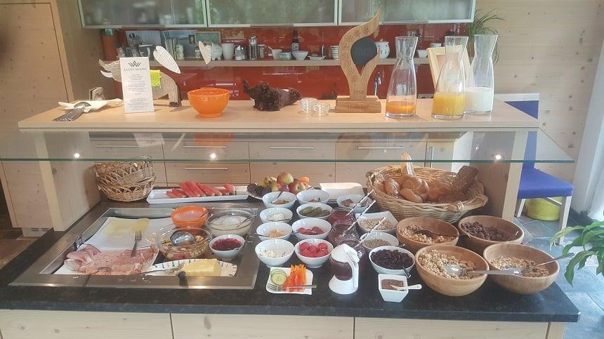 ontbijt Lindenhof