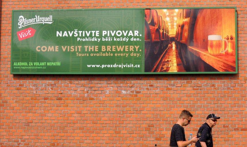 Pilsen kent naast de grote Urquell brouwerij ook micro-brouwerijen.