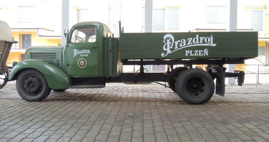 Een bezoek aan de Urquell brouwerij is een must.