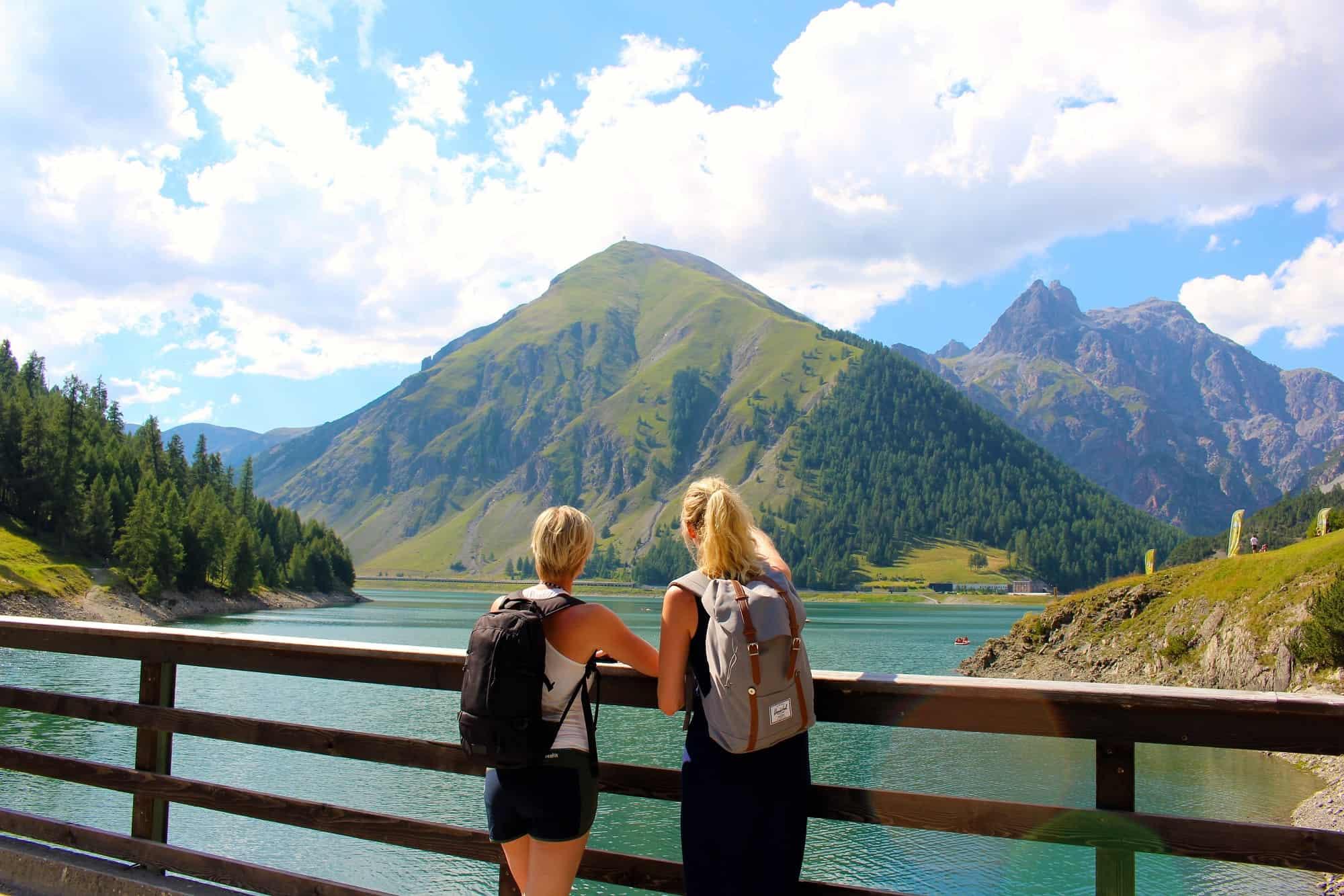 Livigno: voel, ruik en zie de italiaanse alpen