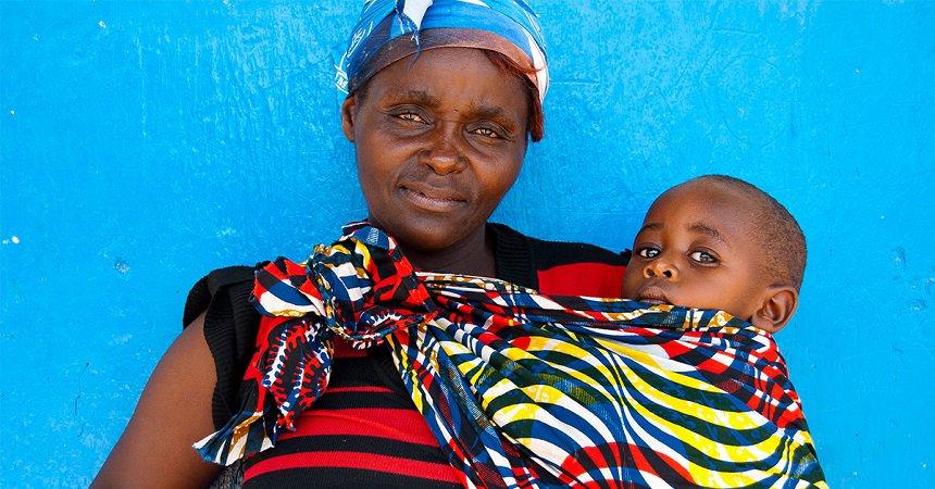 steun moeders in zambia
