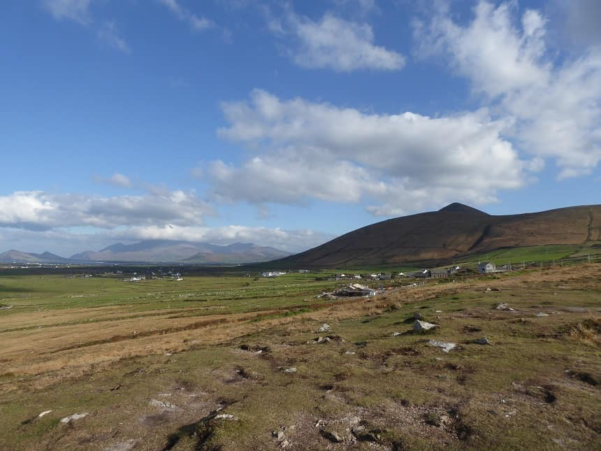 Wild Atlantic Plains along the Wild Atlantic Way!