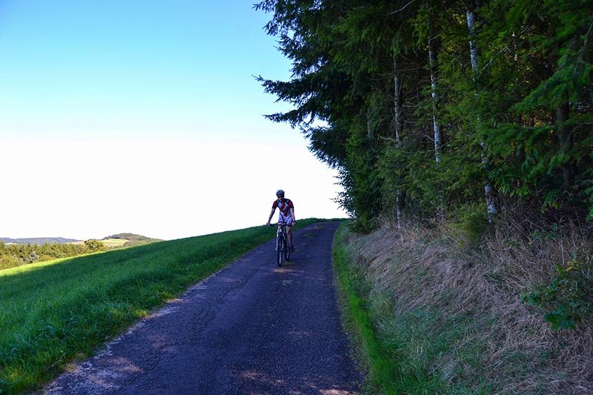 Mountainbiken in Luxemburg