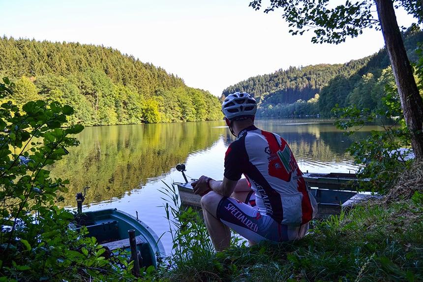 Mountainbiken in Luxemburg: Boven-Sûre