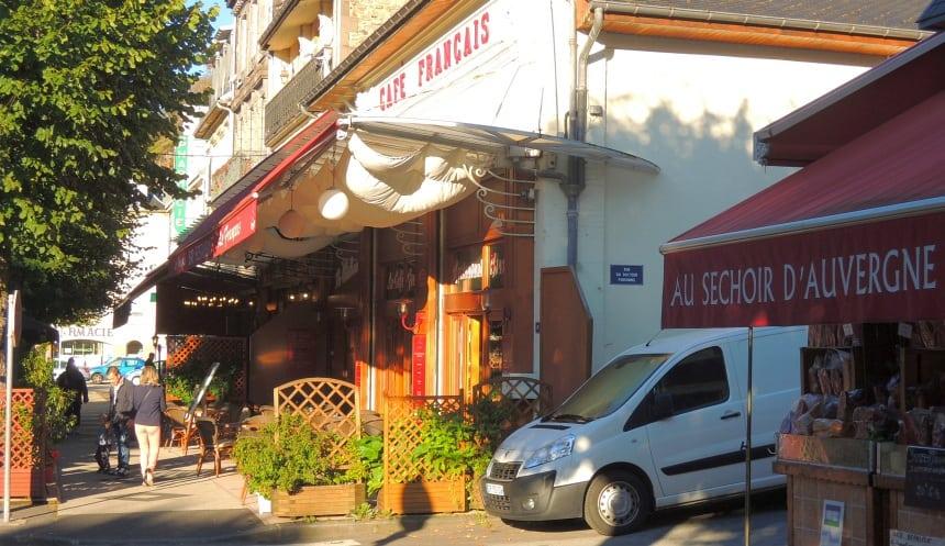 Heerlijk nazomeren in La Bourboule.