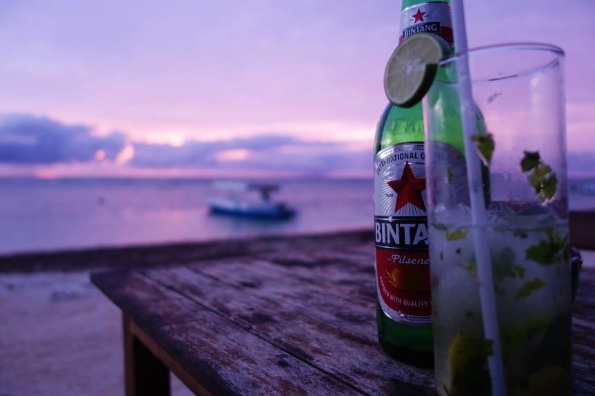 Bintang en cocktails