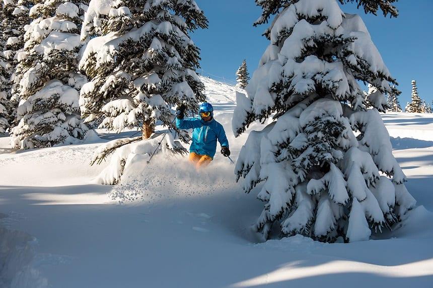 jasper skigebied.