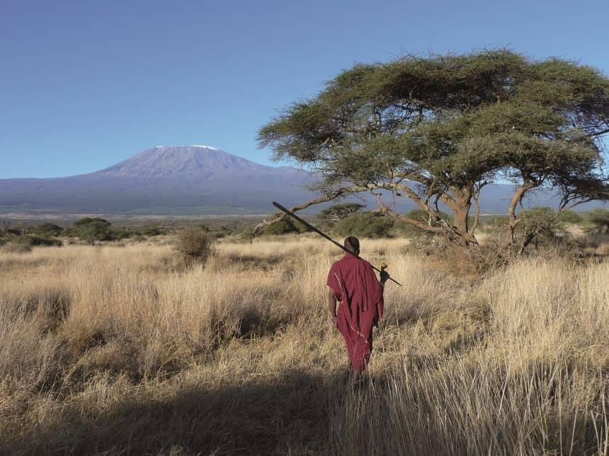 Amboseli, Kenia  © Kazuri Safaris