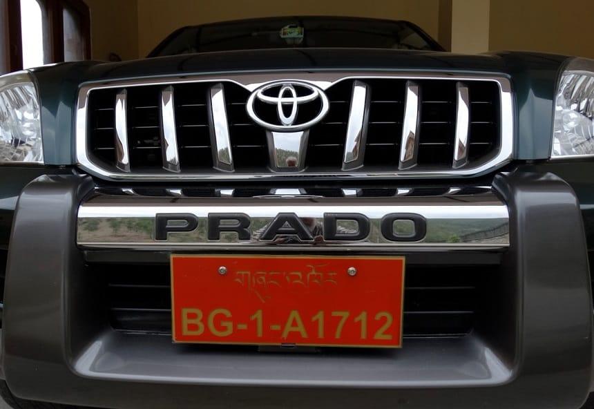 """De Prado van de """"Attorney General"""" van Bhutan"""