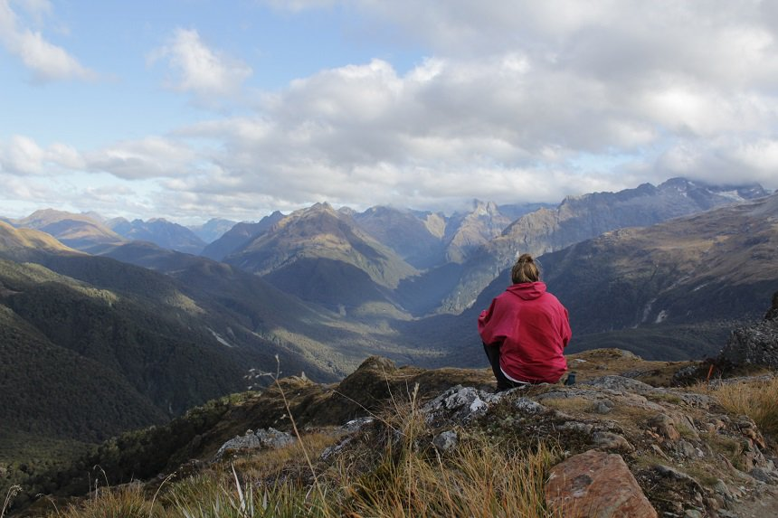 The Routeburn track, een van de seven great walks