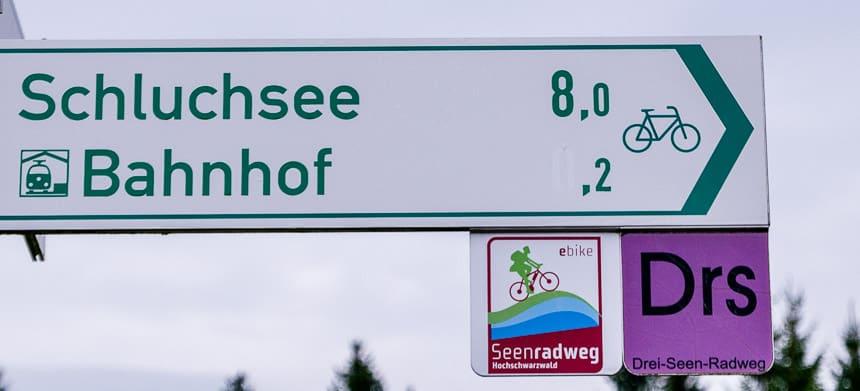 Er is in het Zwarte Woud genoeg te fietsen. Seenradweg