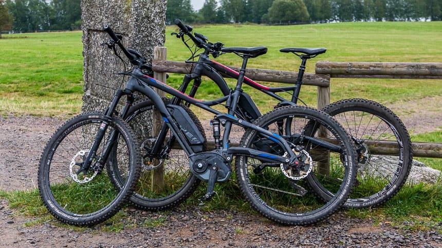 Stoere E-bikes