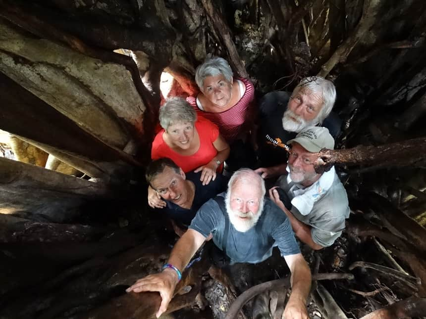 Groepsfoto Ficus