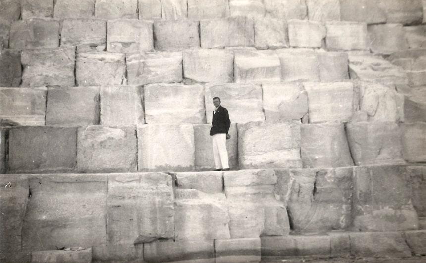 Het einddoel: de piramides in Egypte